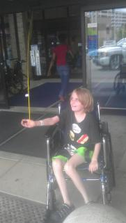 joy wheelchair