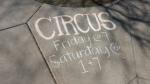 circus chalk
